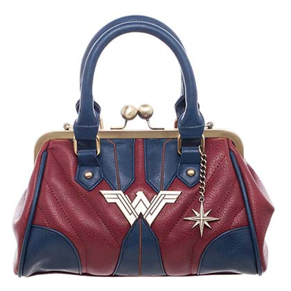 Sac à Main Wonder Woman - Costume