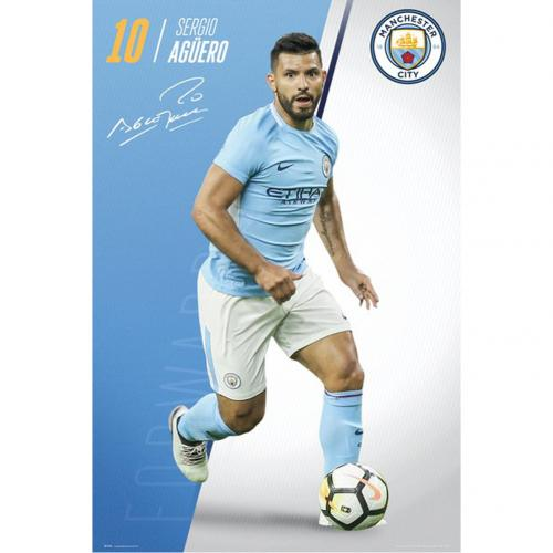 Poster Manchester City FC 278424
