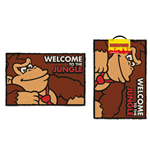 Donkey Kong paillasson Welcome To The Jungle 40 x 60 cm