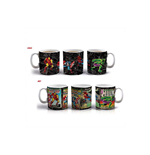 Tasse Thermosensible Marvel Comics