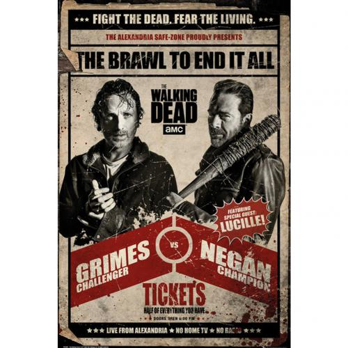 Poster The Walking Dead 278773