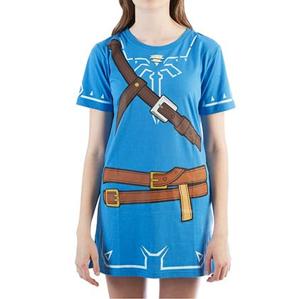 Tunique The Legend of Zelda Breath Of The Wild - Costume Robe