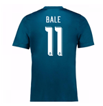 Maillot 2017/18 Real Madrid 2017-2018 Third