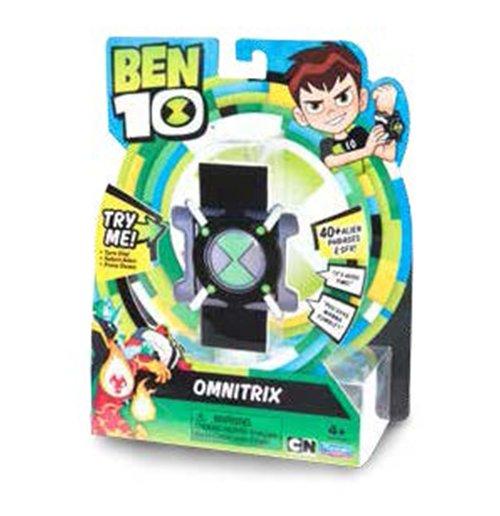 Montre ben 10 omnitrix base officiel achetez en ligne en promo - Montre ben ten ...