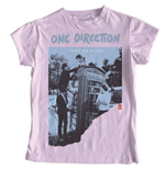 T-shirt pour Femmes One Direction: Take Me Home
