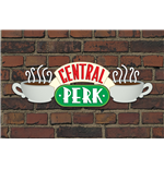 Poster Friends - Central Perk Brick