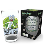 Verre Rick and Morty 279386