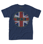 T-shirt Bsa UNION JACK LOGO