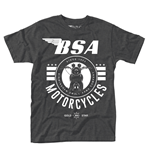 T-shirt BSA Motorcycles - Classic British Motorcycles 279412