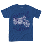T-shirt Bsa ROCKET GOLD STAR