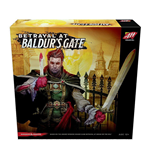 Avalon Hill jeu de plateau Betrayal at Baldur's Gate *ANGLAIS*