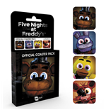 Sous-verre Five Nights at Freddy's 279608