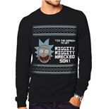 Sweat-shirt Rick and Morty 279997