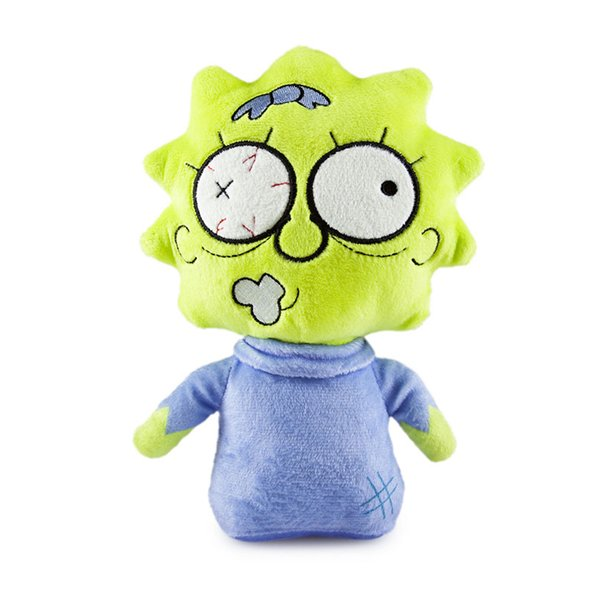 Peluche The Simpsons - Design: The Simpsons Zombie Maggie
