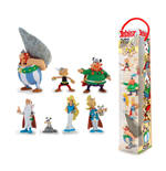 Astérix tubo 7 figurines Characters 4 - 10 cm
