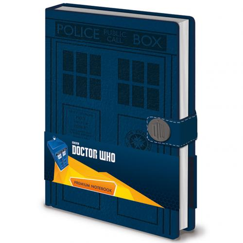 Cahier Doctor Who