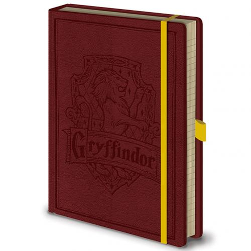 Cahier Harry Potter - Gryffondor