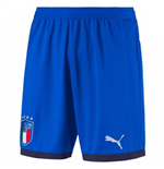 Short Italie Football 2018-2019 Home (bleue)