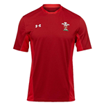 Maillot Pays de Galles rugby 2018-2019 (Rouge)