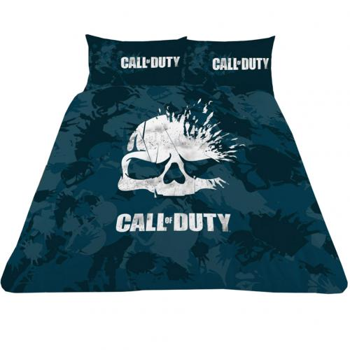 Housse de Couette Double Call Of Duty