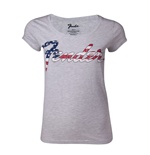 T-shirt Fender - USA Print