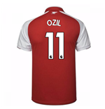Maillot de Football Arsenal FC Home 2017-2018 (Ozil 11) - Enfants