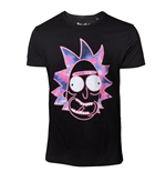 T-shirt Manches Courtes Rick and Morty pour homm