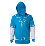 Sweat à Capuche The Legend of Zelda - Link's Breath Of The Wild