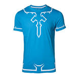 T-shirt The Legend of Zelda Zelda - Link's Breath of the Wild Outfit