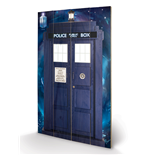 Impression sur Bois Doctor Who  280451