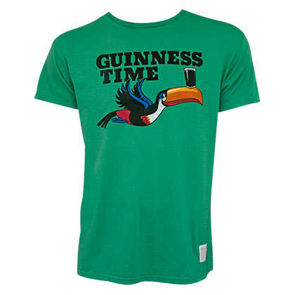 T-shirt Guinness - Time Toucan
