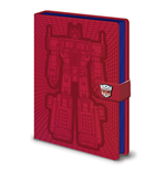 Transformers G1 carnet de notes Premium A5 Optimus Prime