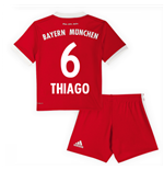 Tenue de Football Mini Kit Bayern Munich Home 2017-2018 (Thiago 6)