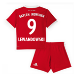 Tenue de Football Mini Kit Bayern Munich Home 2017-2018 (Lewandowski 9)