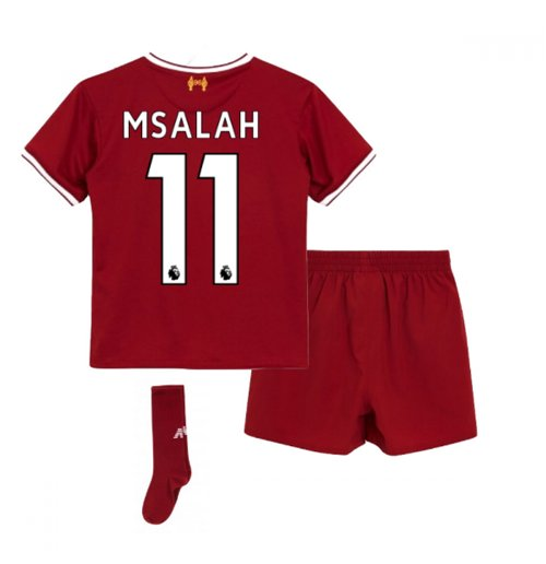 tenue de foot Liverpool Enfant