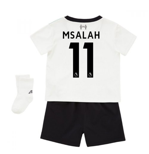 Tenue de football pour enfant Liverpool FC 2017-2018 Away