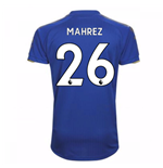 Maillot 2017/18 Leicester City F.C. 2017-2018 Home