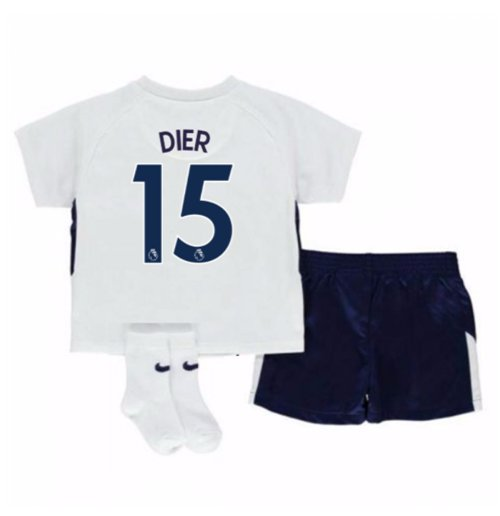 Tenue de football pour enfant Tottenham Hotspur 2017-2018 Home