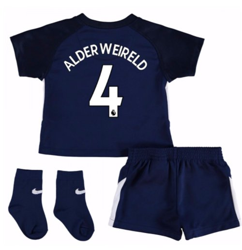Tenue de football pour enfant Tottenham Hotspur 2017-2018 Away