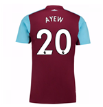 Maillot 2017/18 West Ham United 281328