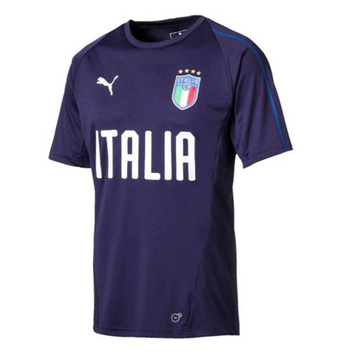 T-shirt Italie Football 2018-2019