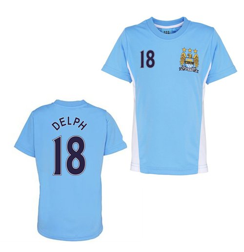 T-shirt Manchester City FC