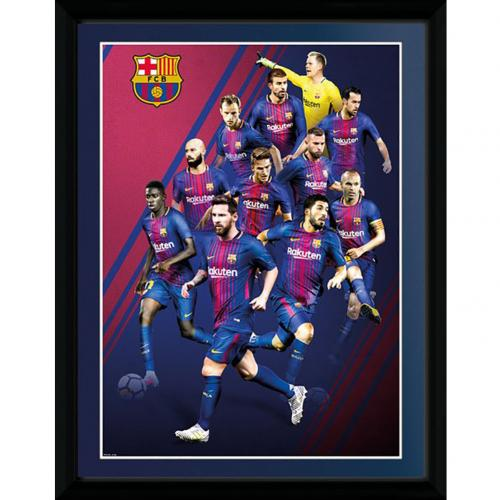 Poster FC Barcelone 281552