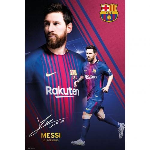 Poster FC Barcelone 281553