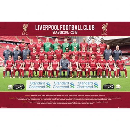Poster Liverpool FC 281557