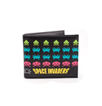 Portefeuille Space Invaders - Retro In Game Characters