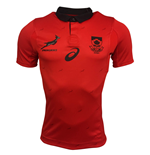 Maillot Afrique du Sud rugby 2017-2018 Away