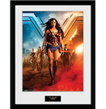 Imprimé Wonder Woman 281855
