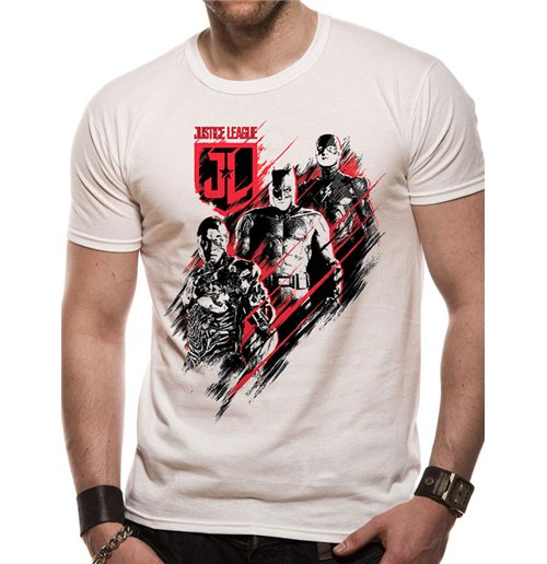 T-shirt Justice League 281937