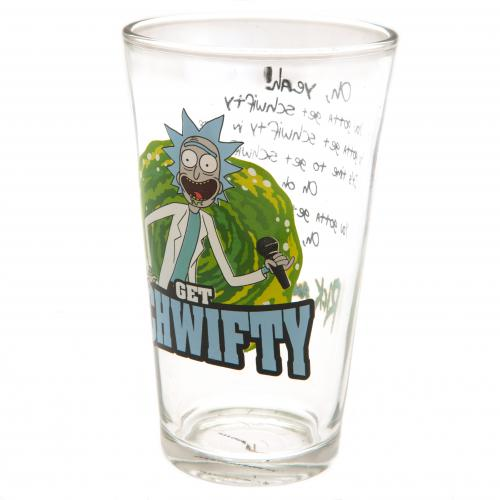 Verre Rick and Morty - Schwifty